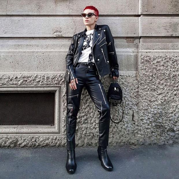 Kelbin Lei tiếp tục được thương hiệu đình đám Vetements lăng xê trên Instagram - Ảnh 10.