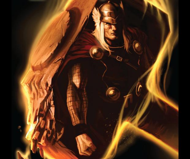 8 lần chiếc búa Mjolnir bị tước đoạt khỏi tay Thần sấm Thor - Ảnh 6.