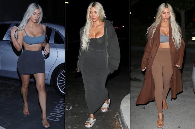 Hóa ra suốt thời gian qua, Kim Kardashian đã liên tục diện thiết kế mới nhất từ BST Yeezy Season 6 mà không ai biết - Ảnh 2.