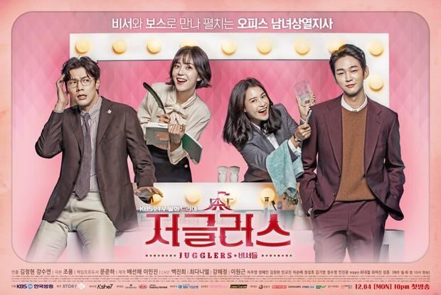 Jugglers - Phim Hàn đang được dân công sở tìm xem nhiều nhất gần đây - Ảnh 7.