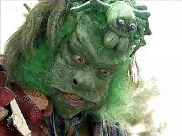 6 phân cảnh mà ngày bé cứ xem là sợ của phim Hoa ngữ - Ảnh 10.