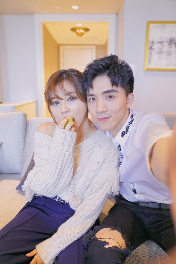 Anh trai tốt nhất Trung Quốc bị mất 30.000 lượt theo dõi sau một đêm chỉ vì công khai bạn gái - Ảnh 12.