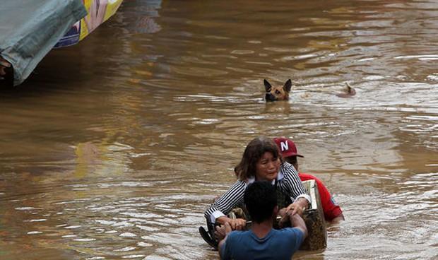 Trước khi đổ bộ vào Việt Nam, bão Tembin khiến hơn 200 người thiệt mạng và khoảng 153 người mất tích tại Philippines - Ảnh 3.