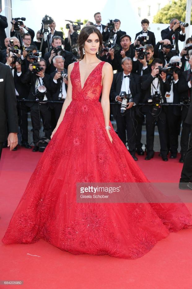 Thảm đỏ LHP Cannes: Phạm Băng Băng lộng lẫy như nữ hoàng, quyết cân dàn mỹ nhân quốc tế - Ảnh 18.
