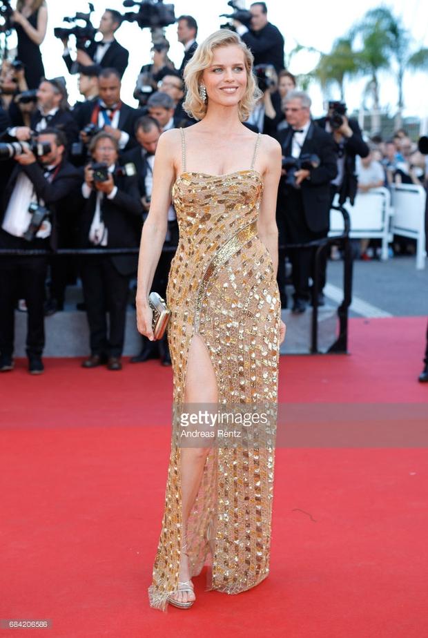 Thảm đỏ LHP Cannes: Phạm Băng Băng lộng lẫy như nữ hoàng, quyết cân dàn mỹ nhân quốc tế - Ảnh 17.