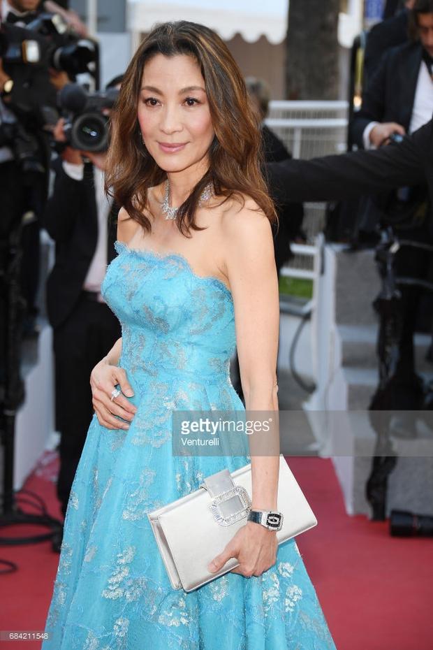 Thảm đỏ LHP Cannes: Phạm Băng Băng lộng lẫy như nữ hoàng, quyết cân dàn mỹ nhân quốc tế - Ảnh 15.