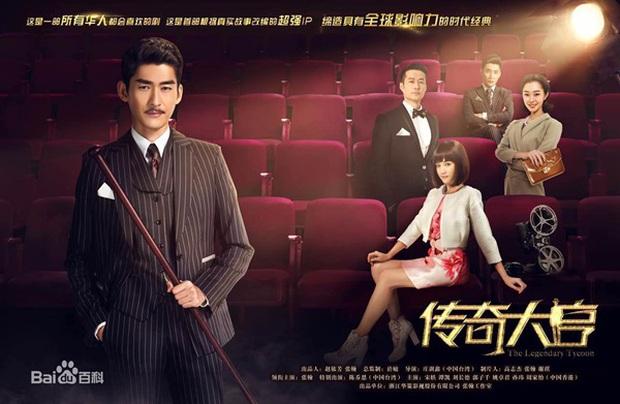 """""""Đá"""" Goo Hye Sun, phim về ông trùm TVB của Trương Hàn mới được phát sóng! - Ảnh 5."""
