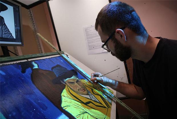 Các lý do không thể bỏ qua Loving Vincent - Phim hoạt hình đầu tiên trên thế giới thực hiện từ 65.000 bức tranh sơn dầu - Ảnh 9.