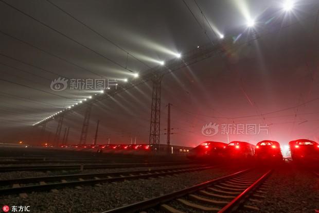Hãy xem các nhà ga Trung Quốc chuẩn bị để ứng chiến với cuộc đại di cư mùa Tết như thế nào - Ảnh 2.