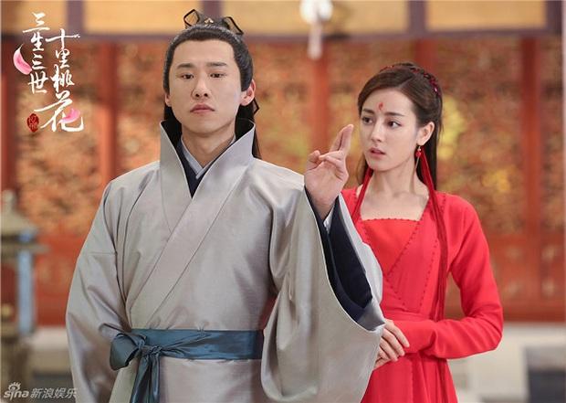 """Fan """"la ó"""" vì kỹ xảo của """"Tam Sinh Tam Thế"""" bản truyền hình rẻ tiền đến mức thậm tệ - Ảnh 8."""