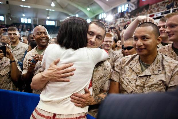 Dù phải chia tay thế nhưng người ta sẽ mãi nhớ về bà Michelle Obama với 30 hình ảnh này - Ảnh 13.