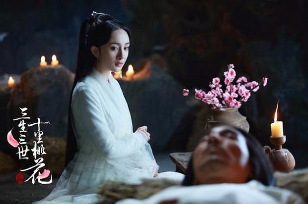 Dương Mịch sẽ đi cấy tóc nếu netizen Trung tiếp tục cợt nhả... cái trán dô của mình! - Ảnh 7.