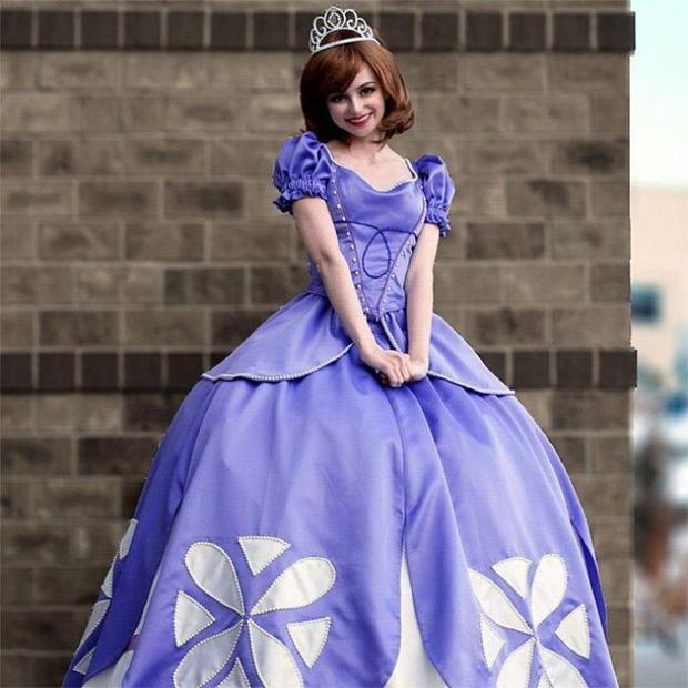 Cô gái dành 300 triệu đồng để trở thành các nàng công chúa Disney, và lý do đáng yêu phía sau - Ảnh 7.