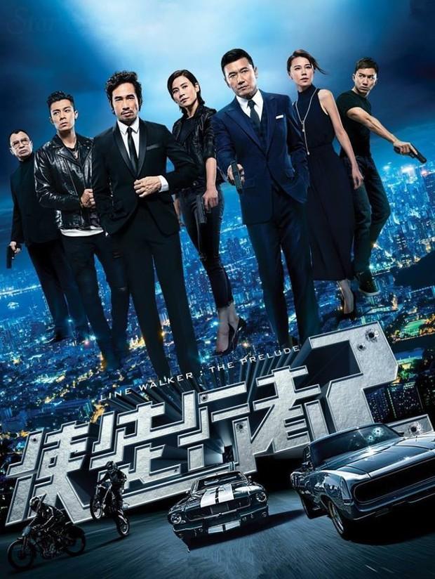"""""""Bữa tiệc"""" truyền hình màu nhiệm của đài TVB năm nay có gì? - Ảnh 7."""