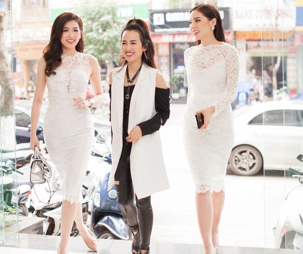 Ở ẩn sau hàng loạt scandal, Hoa hậu Kỳ Duyên cũng đã xuất hiện tại sự kiện!  - Ảnh 3.