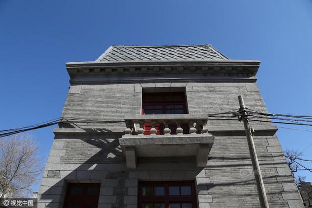 Ngôi nhà ma gây bao nỗi ám ảnh giữa thủ đô Bắc Kinh được cho thuê với giá hơn 33 tỷ đồng/năm - Ảnh 7.