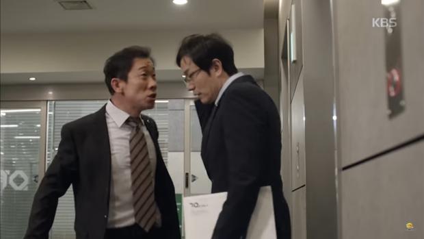 """""""Sếp Kim"""": Diện vest bảnh bao, Nam Goong Min và Jun Ho """"song kiếm hợp bích"""" - Ảnh 8."""