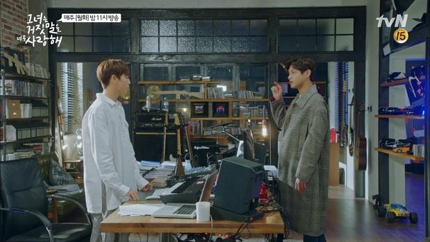 """""""Liar And Lover"""": Lee Hyun Woo """"chết đứng"""" khi Joy ngả vào lòng tình địch - Ảnh 10."""