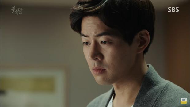 """""""Whisper"""": Lee Sang Yoon và vợ """"tình tứ"""" ngay trước mặt Lee Bo Young - Ảnh 6."""