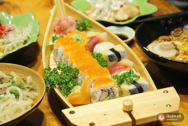 Rủ nhau thử ngay bát mì Nhật khổng lồ giá bình dân - Ảnh 10.