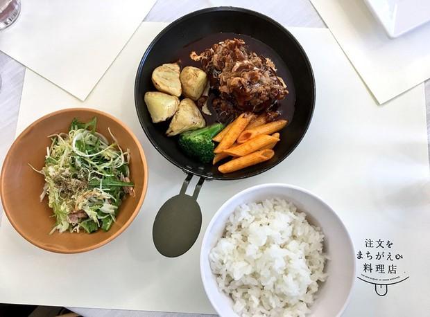 Ghé thăm nhà hàng ở Nhật Bản nơi thực khách yêu cầu món này nhưng lại được phục vụ món kia - Ảnh 6.