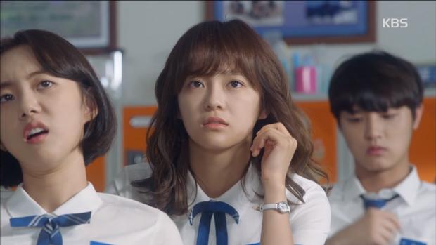 """Tập 3 """"School 2017"""": Ai đó mau cứu lấy mái tóc của Se Jeong trong """"School 2017"""" đi! - Ảnh 2."""