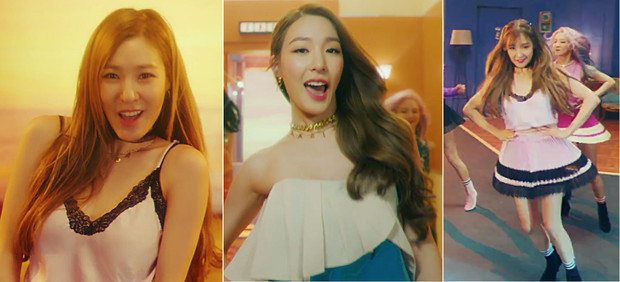 Soi loạt kiểu tóc cùng cách makeup thời thượng được SNSD bê vào 2 MV mới toanh - Ảnh 9.