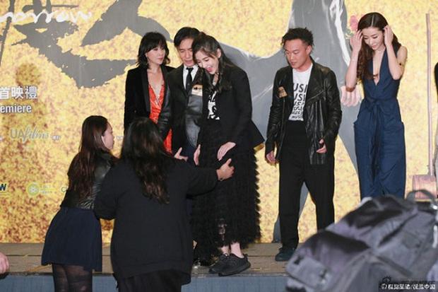 Mang thai vẫn bạt mạng đóng phim, chỉ có thể là 6 nữ diễn viên Hoa Ngữ này!  - Ảnh 7.