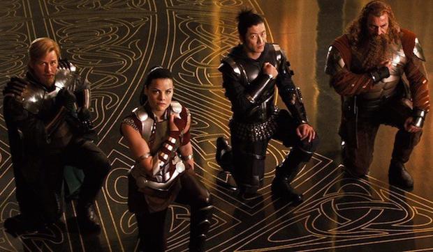 Thor: Ragnarok - Hài hước, hấp dẫn từng phút từng giây - Ảnh 7.