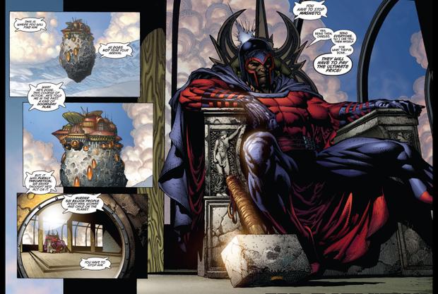 8 lần chiếc búa Mjolnir bị tước đoạt khỏi tay Thần sấm Thor - Ảnh 7.