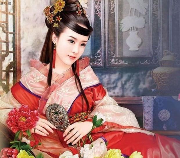 Những kỹ nữ nhan sắc tuyệt trần từng làm say lòng bao Hoàng đế Trung Hoa - Ảnh 6.