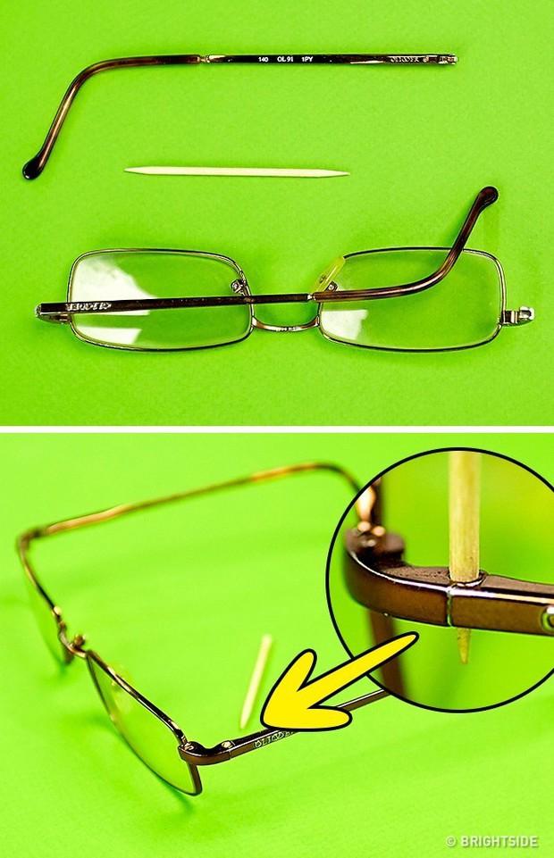 Những người đang khổ sở vì đeo kính đừng phớt lờ 11 mẹo vặt này bởi chúng thực sự có ích - Ảnh 13.