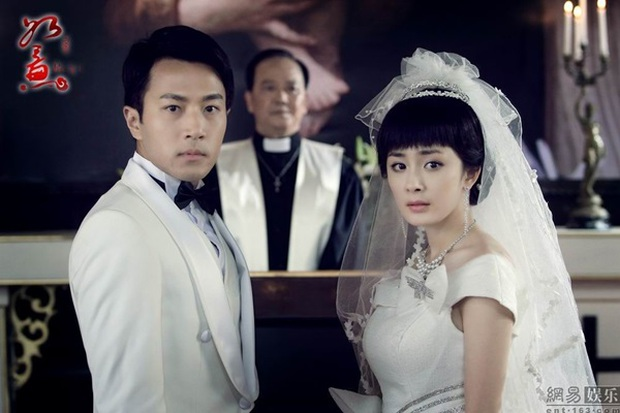 9 bộ phim giúp giới giải trí Hoa Ngữ có được những cặp đôi phim giả tình thật - Ảnh 15.