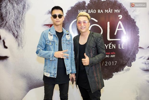 Hậu The Remix, Yến Lê - Yanbi đến địa điểm quay phim Kong để làm MV mới - Ảnh 6.