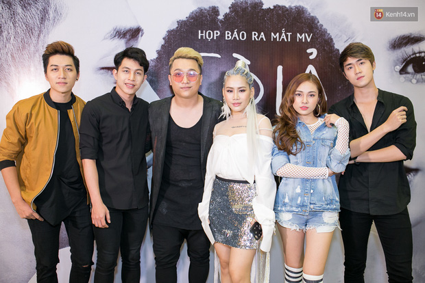 Hậu The Remix, Yến Lê - Yanbi đến địa điểm quay phim Kong để làm MV mới - Ảnh 9.
