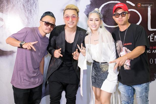 Hậu The Remix, Yến Lê - Yanbi đến địa điểm quay phim Kong để làm MV mới - Ảnh 8.