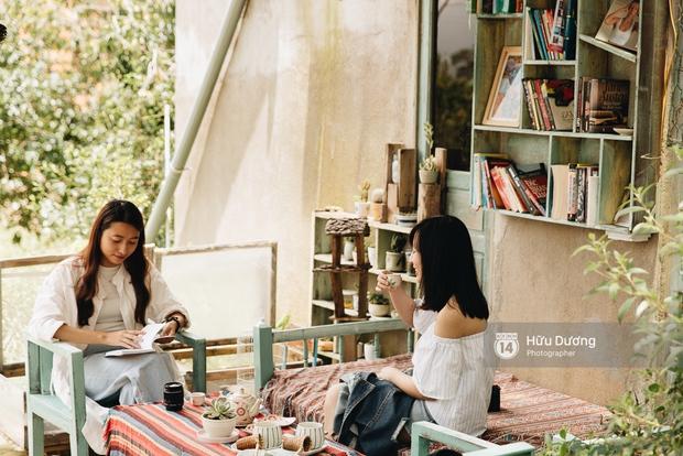 Có một nơi ở Đà Lạt người trẻ bỏ phố lên rừng làm bánh trà - xà phòng thơm, xây thanh xuân lộng lẫy cho riêng mình! - Ảnh 14.