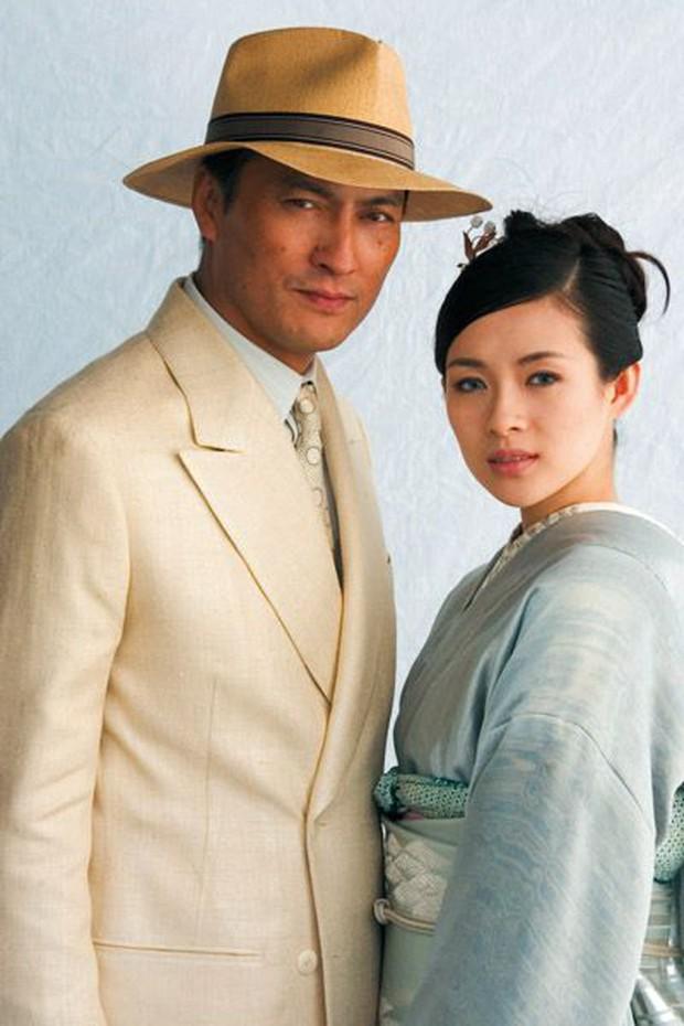 Showbiz Nhật chao đảo vì tài tử Hồi ức của một geisha ngoại tình với 4 gái trẻ trong lúc vợ ung thư - Ảnh 5.