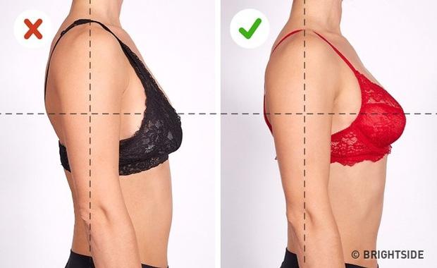 Chọn đúng áo ngực có thể giúp bạn trông gầy đi 3 - 5kg và đây chính là bí kíp - Ảnh 6.