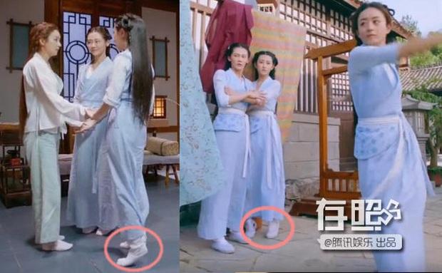 Dở khóc dở cười với những chiêu ăn gian chiều cao của sao Cbiz bị netizen bắt thóp - Ảnh 16.