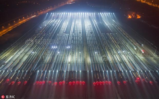 Hãy xem các nhà ga Trung Quốc chuẩn bị để ứng chiến với cuộc đại di cư mùa Tết như thế nào - Ảnh 9.