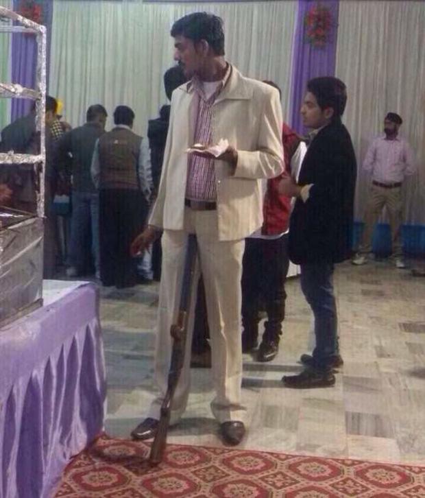 Những hình ảnh chỉ có ở Ấn Độ khiến bạn cười không nhặt được mồm - Ảnh 8.