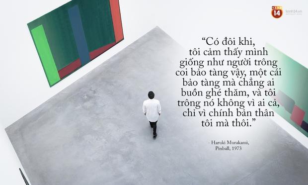 17 câu trích dẫn của Haruki Murakami, là 17 thông điệp chạm đến trái tim về tình yêu, về cuộc đời - Ảnh 15.