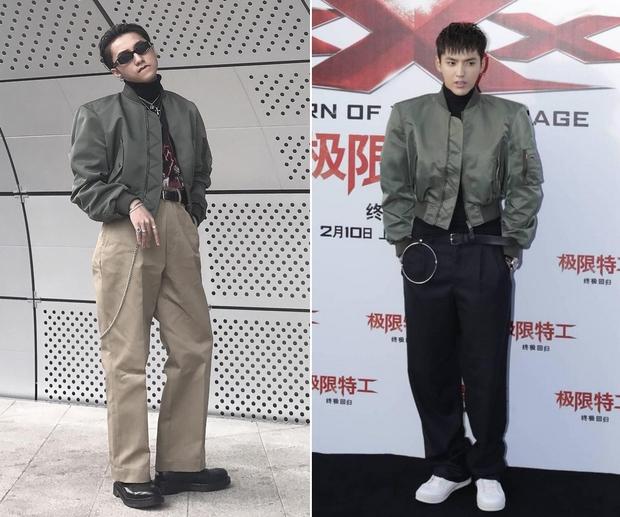 Set đồ của bố mà Sơn Tùng mặc tới Seoul Fashion Week giống của Ngô Diệc Phàm đến bất ngờ - Ảnh 4.