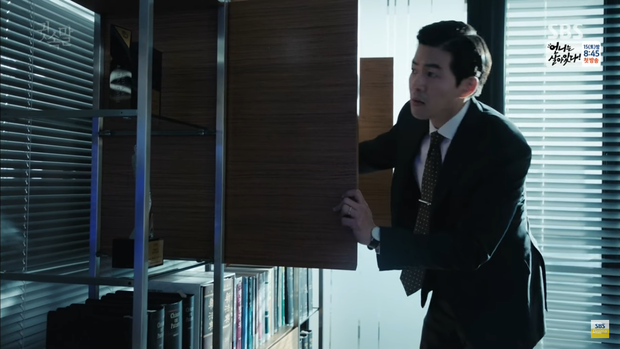 """""""Whisper"""": Đây là cách Lee Bo Young khiến Lee Sang Yoon ngậm miệng - Ảnh 4."""