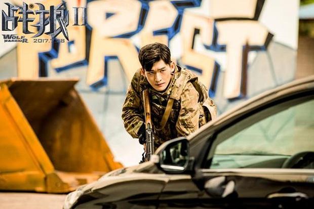 """""""Chiến Lang 2"""" vượt """"Mỹ Nhân Ngư"""", trở thành phim ăn khách nhất Trung Quốc - Ảnh 8."""