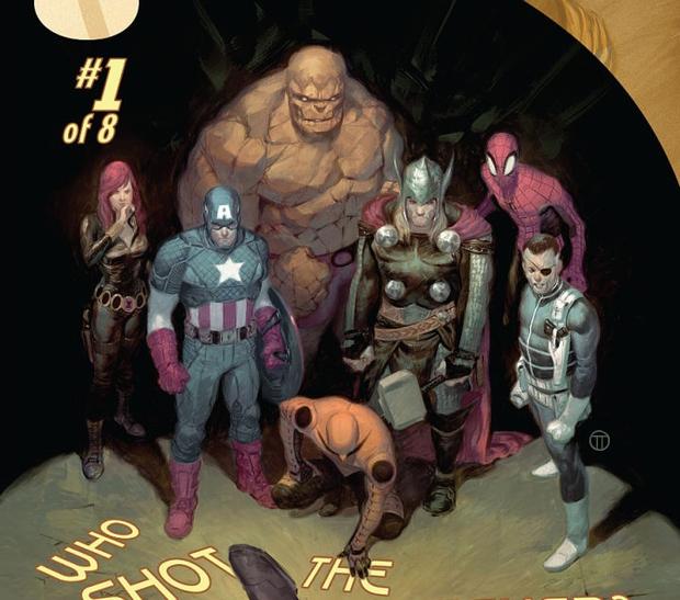 8 lần chiếc búa Mjolnir bị tước đoạt khỏi tay Thần sấm Thor - Ảnh 8.