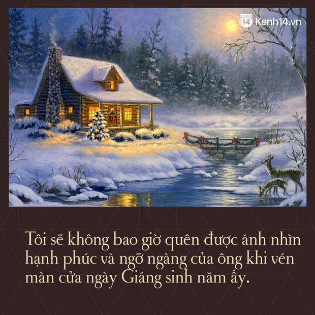 9 câu chuyện Giáng sinh sẽ khiến bạn tin vào phép màu cuộc sống từ những điều bình dị nhất - Ảnh 8.