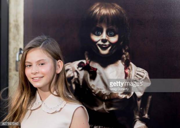 Dàn diễn viên trẻ đẹp của Annabelle - bom tấn kinh dị hot nhất hiện nay: Họ là ai? - Ảnh 16.