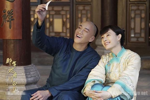 Dù chỉ là nam phụ, Hà Nhuận Đông vẫn lấn lướt Trần Hiểu trong Năm Ấy Hoa Nở Trăng Vừa Tròn - Ảnh 12.
